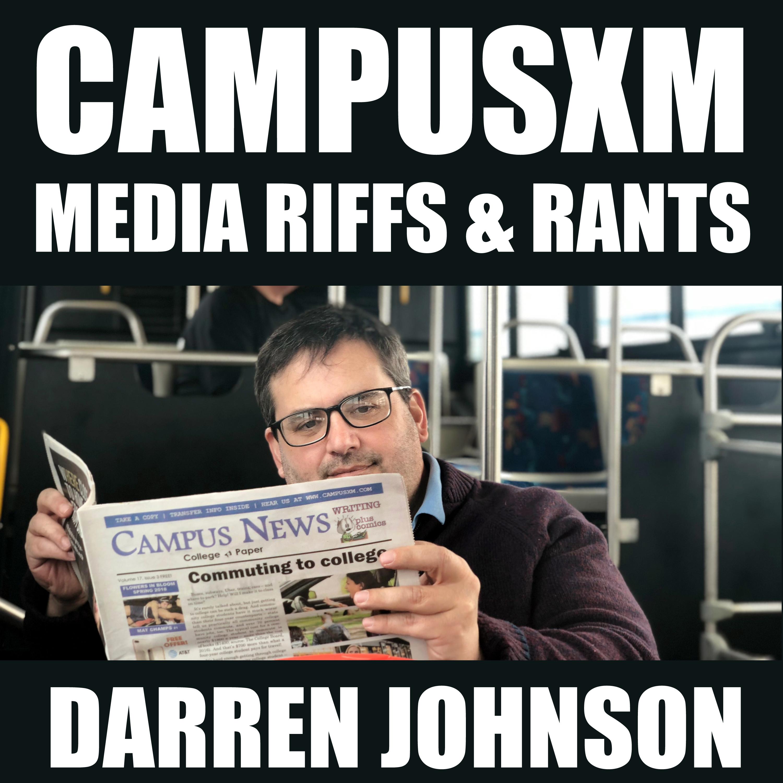 CampusXM with the Professor, Darren Johnson