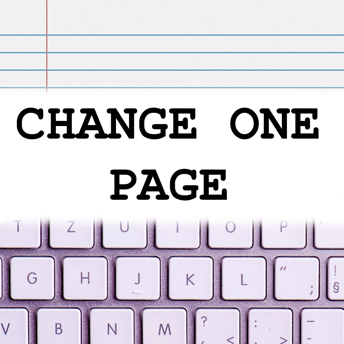 Change One Page