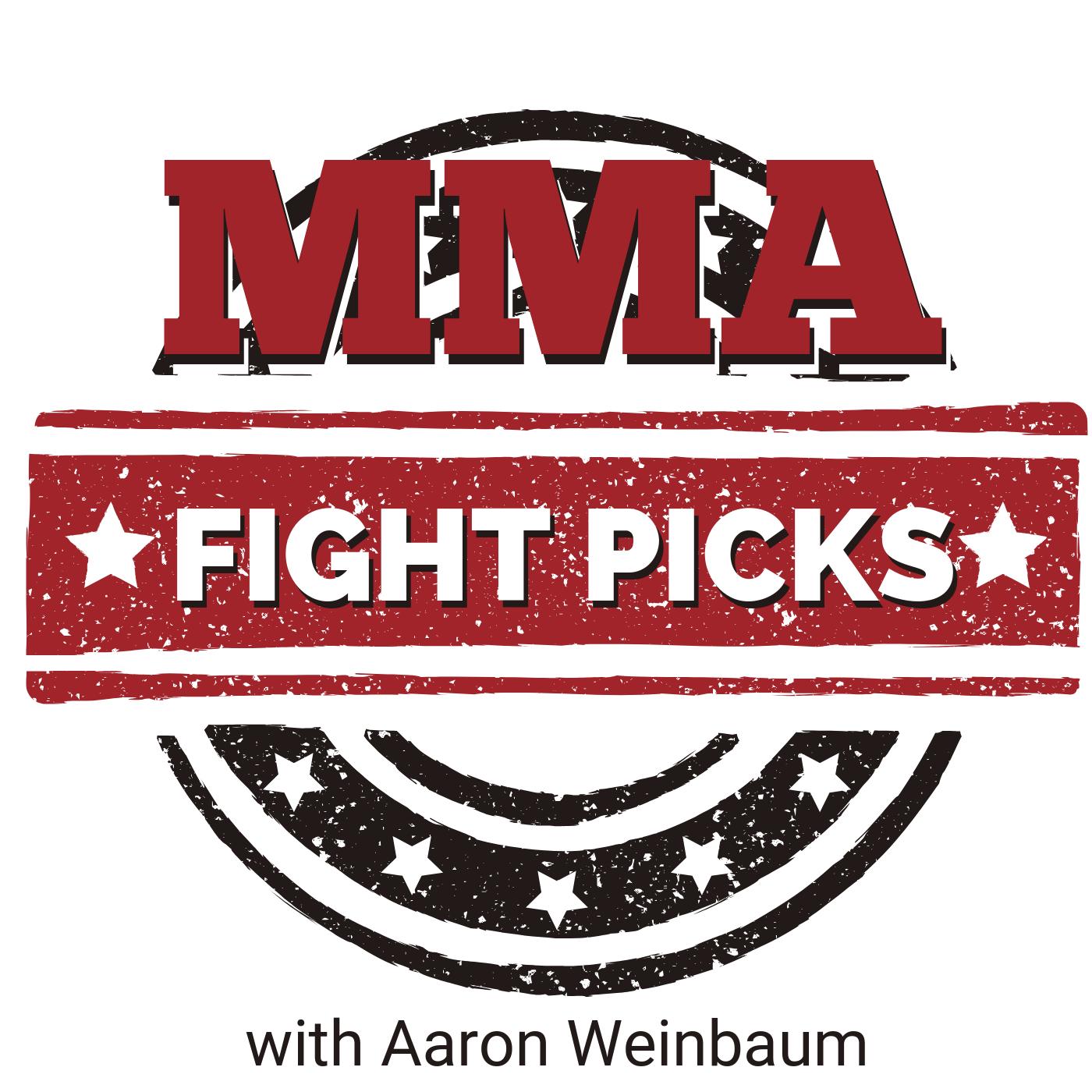 MMA Fight Picks