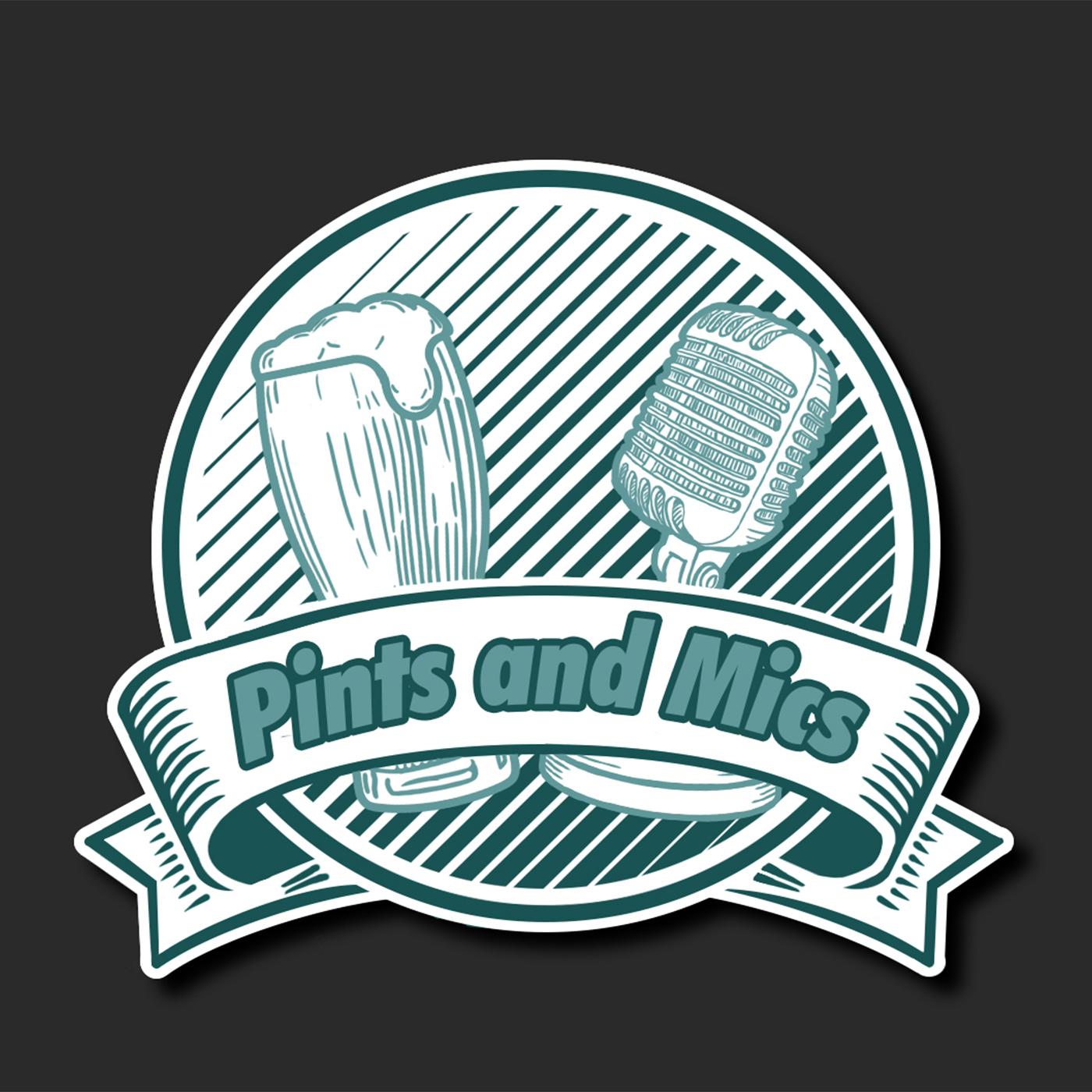 Pints and Mics