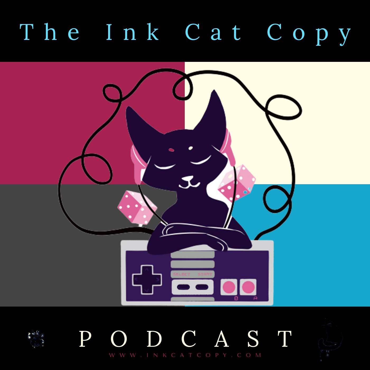 Ink Cat Copy