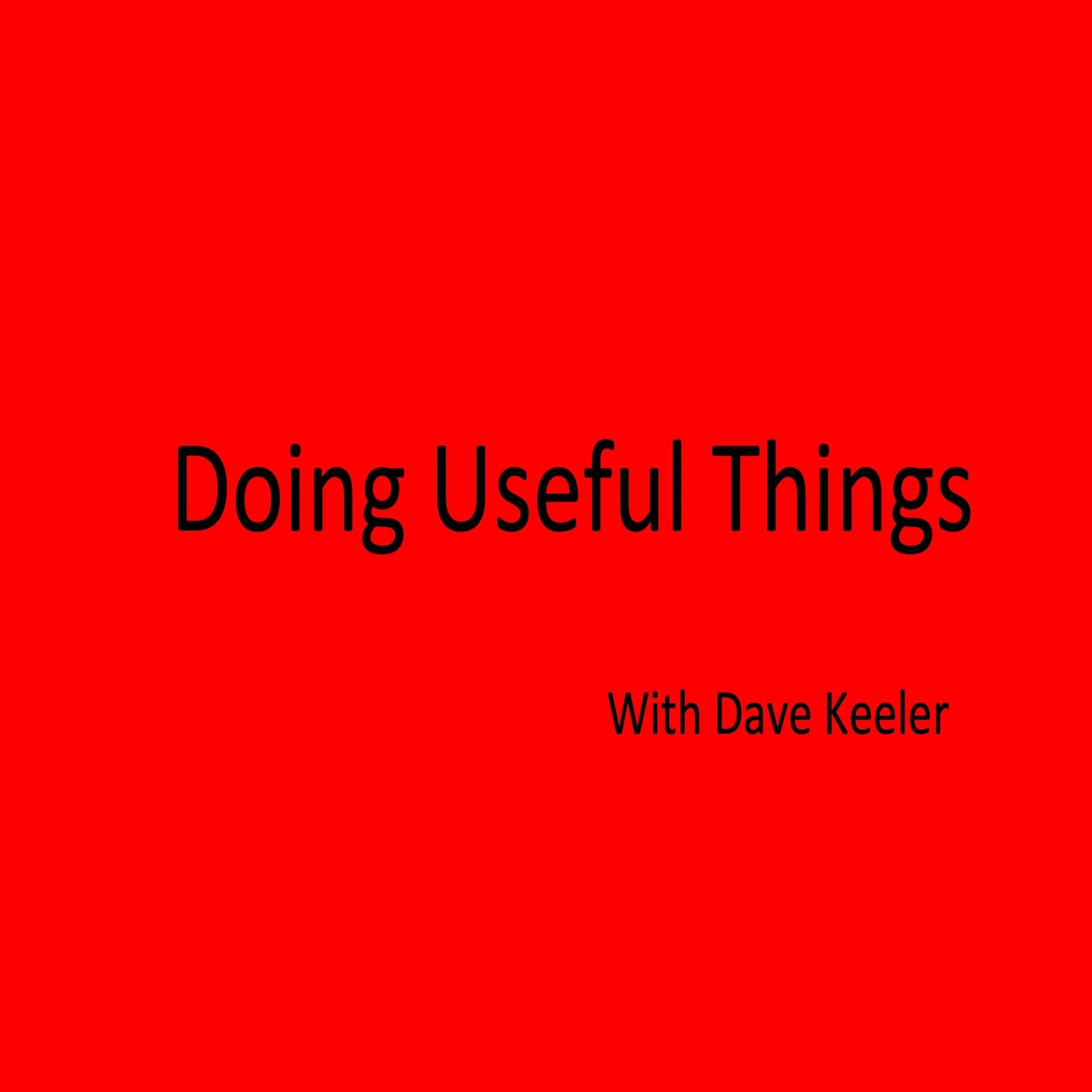 Doing Useful Things