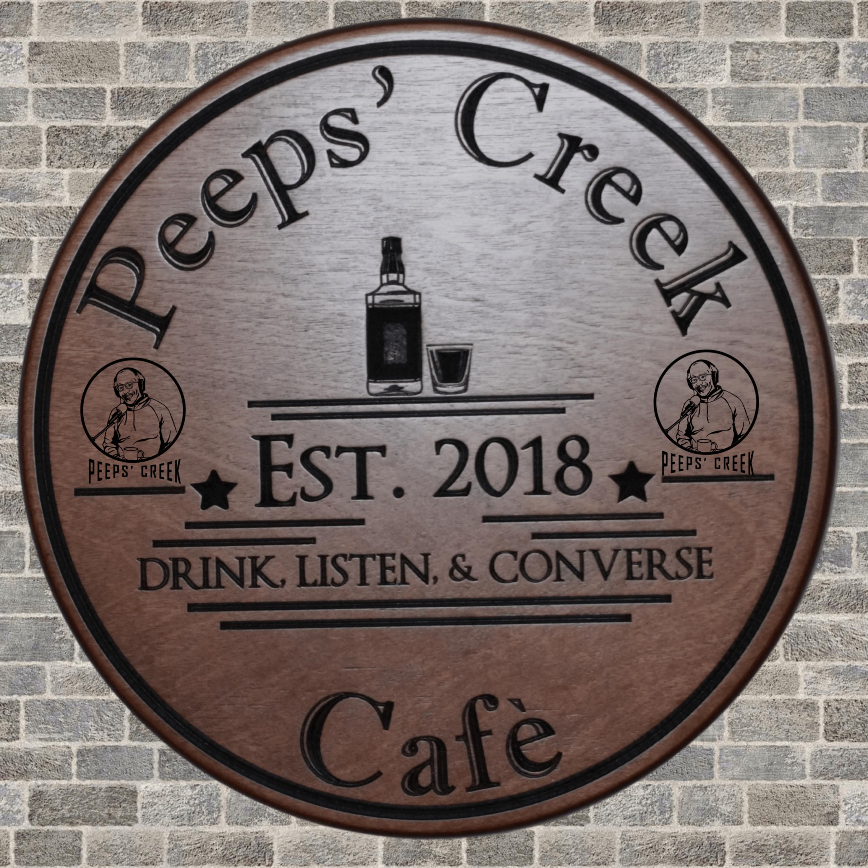 Peeps' Creek: The Cafe