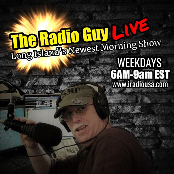 THE RADIO GUY LIVE RADIO SHOW