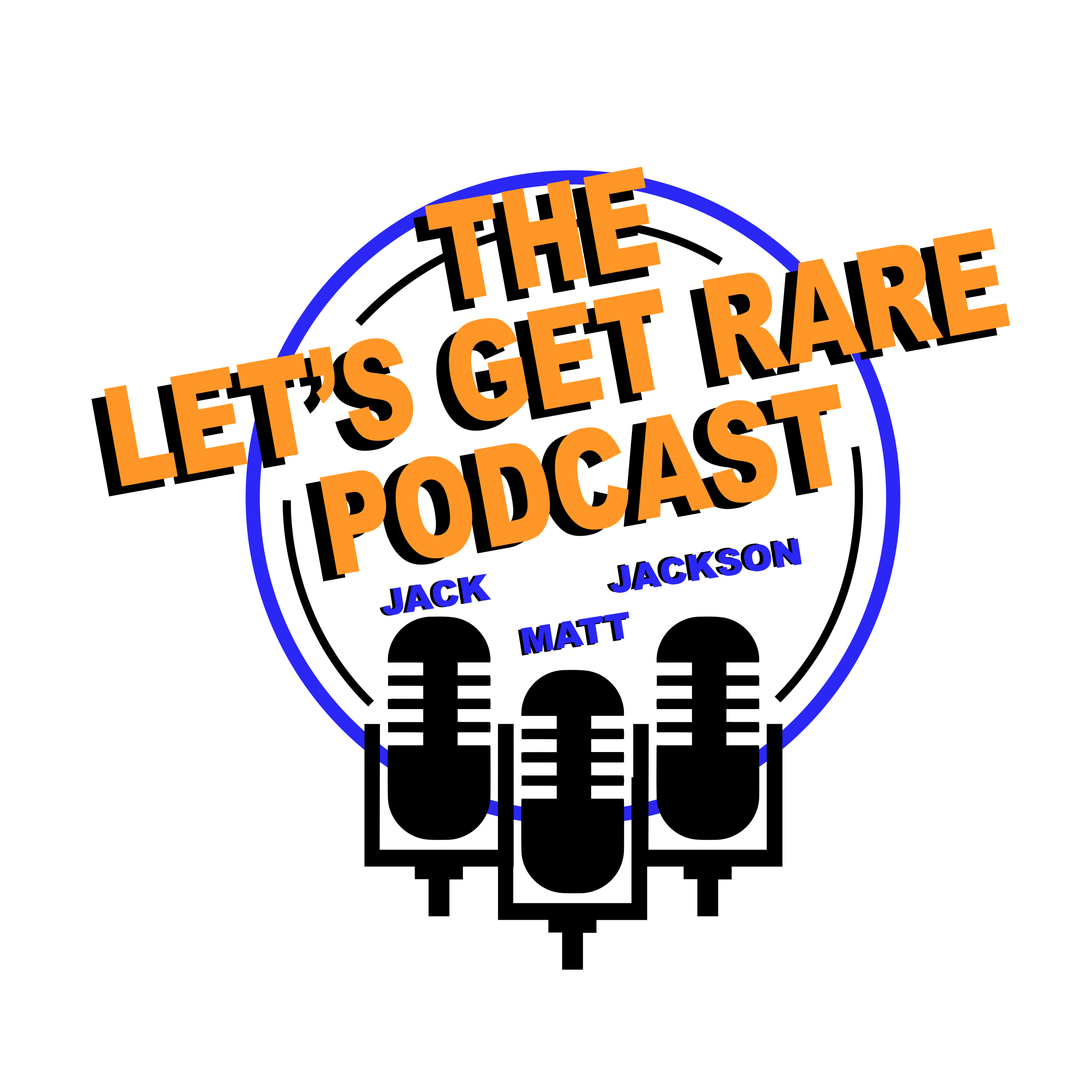 The Let's Get Rare Podcast