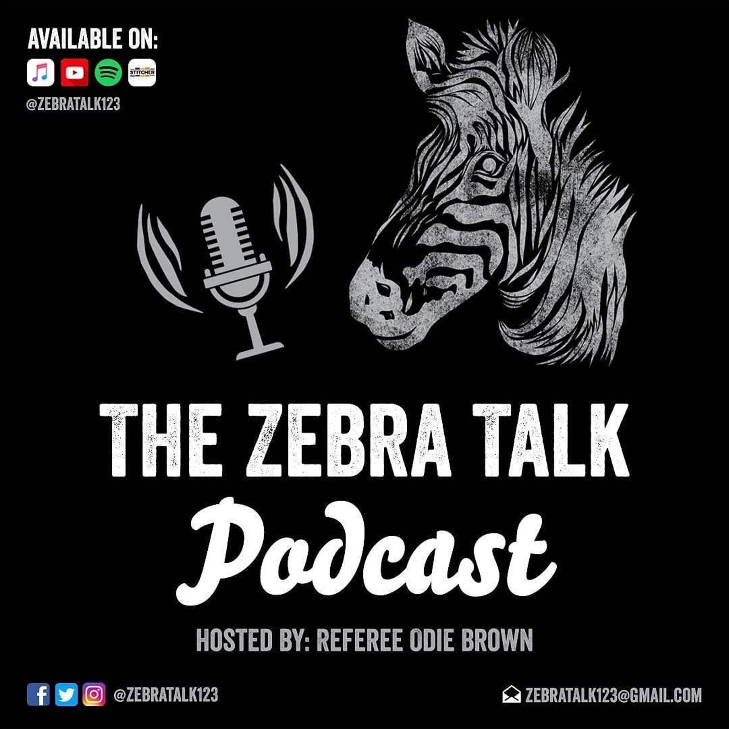The Zebra Talk Podcast