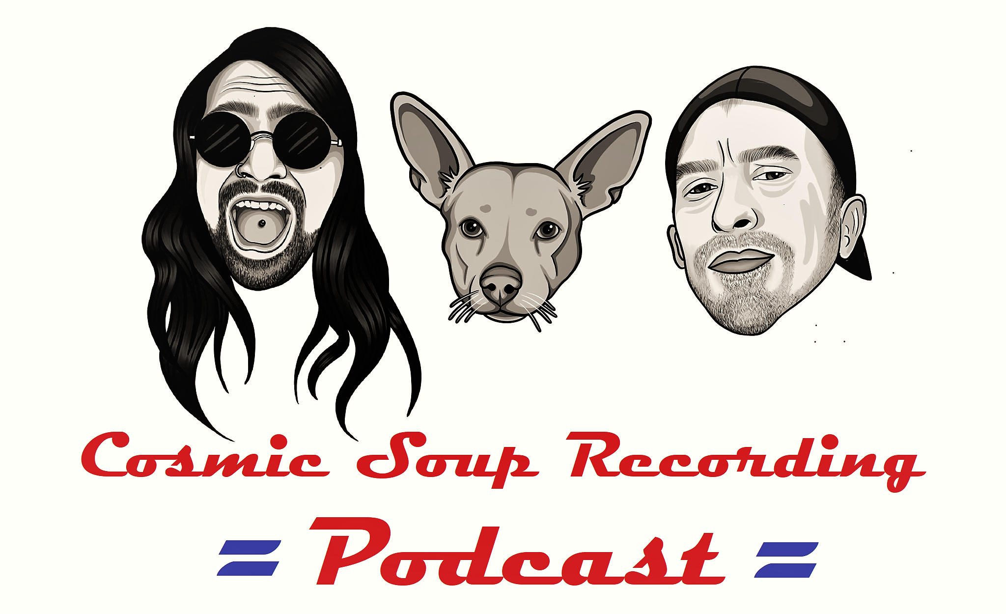 Cosmic Soup Recording Podcast