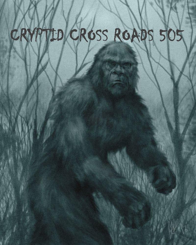 Cryptid Cross Roads 505