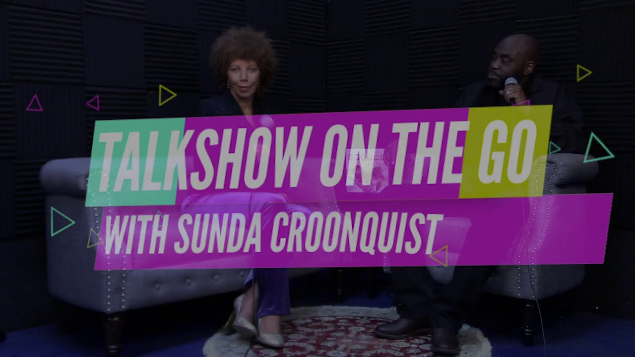 TalkShow on the Go with Sunda Croonquist and Stacey Taylor #1