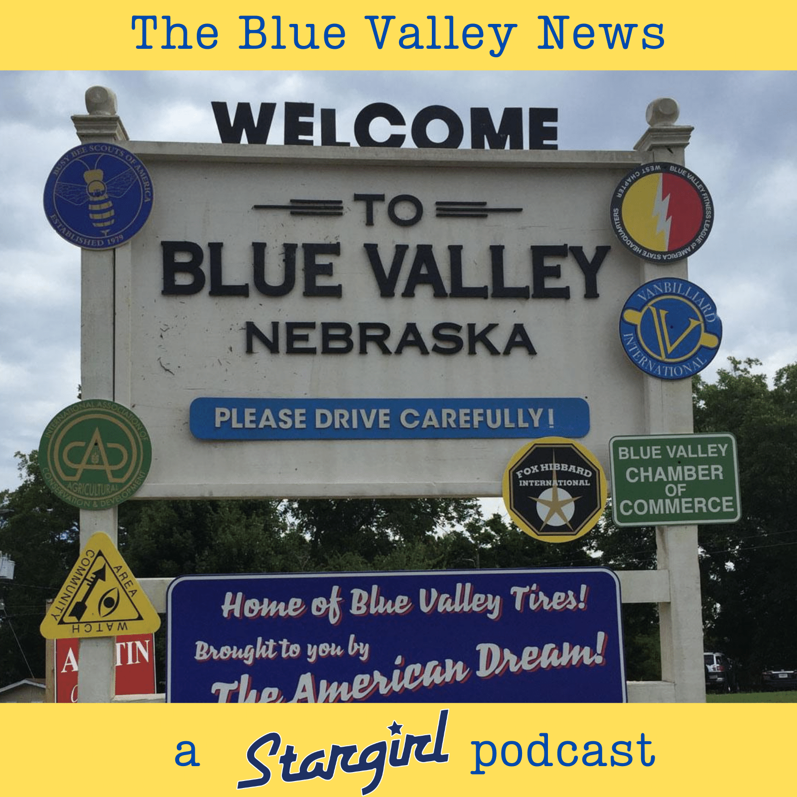 """The Blue Valley News - A """"Stargirl"""" Podcast"""