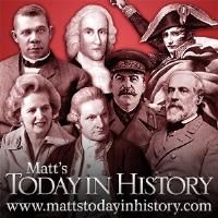 Matt's Today in History